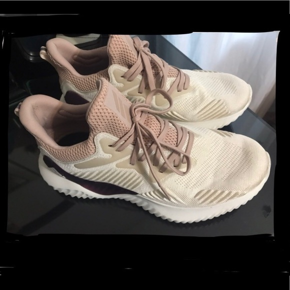 on sale 7d2ca 695f8 adidas Shoes - WOMENS ADIDAS ALPHABOUNCE BEYOND RUNNING SHOES